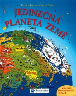 Obálka titulu Jedinečná planeta Země