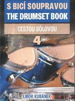 Obálka titulu S bicí soupravou / The Drumset Book 4