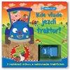 Obálka knihy Kde všude jezdí traktor?