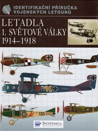 Letadla první světové války 1914–18 - Jack Herris,   Booksquad.ink