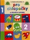 Obálka knihy Malá knihovnička pro chlapečky (6 leporel)