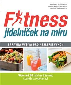 Obálka titulu Fitness jídelníček na míru