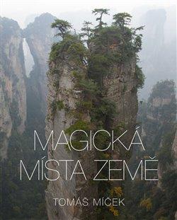 Obálka titulu Magická místa Země