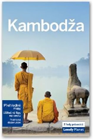 Kambodža - Lonely Planet