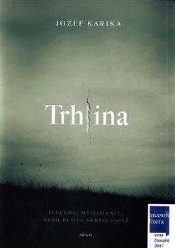 Obálka titulu Trhlina