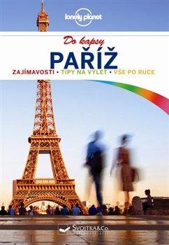 Obálka titulu Paříž do kapsy - Lonely Planet
