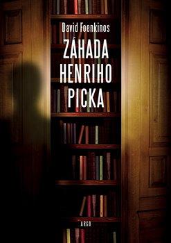 Obálka titulu Záhada Henriho Picka