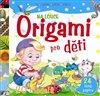 Obálka knihy Origami pro děti – Na louce
