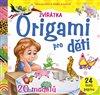 Obálka knihy Origami pro děti – Zvířátka