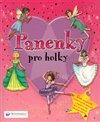 Obálka knihy Panenky pro holky