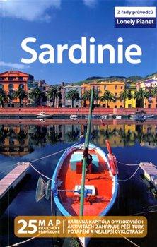 Obálka titulu Sardinie - Lonely Planet /2009/
