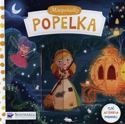 Obálka titulu Minipohádky - Popelka