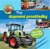 Obálka knihy Moje dopravní prostředky