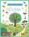 Obálka knihy Co jíme - Moje první knížka