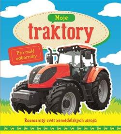 Obálka titulu Moje traktory
