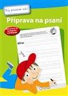 Obálka knihy Příprava na psaní - Můj pracovní sešit