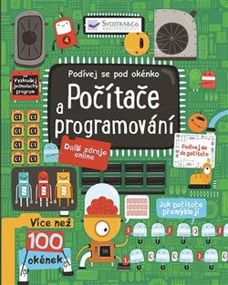 Obálka titulu Počítače a programování - Podívej se pod obrázek