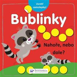 Obálka titulu Bublinky - Nahoře, nebo dole?