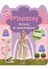Obálka knihy Princezny – Aktivity se samolepkami