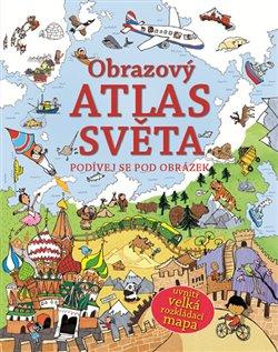 Obálka titulu Obrazový atlas světa - Podívej se pod obrázek