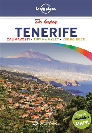 Tenerife do kapsy - Lonely Planet - Josephine Quintero | Booksquad.ink