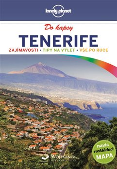 Obálka titulu Tenerife do kapsy - Lonely Planet