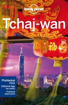 Obálka titulu Tchaj-wan - Lonely Planet