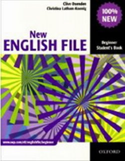 Obálka titulu New English File Beginner Student´s Book