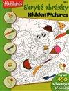 Obálka knihy Skryté obrázky / Hidden Pictures 1