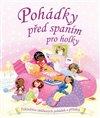 Obálka knihy Pohádky před spaním pro holky