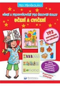 Pro předškoláky - Učení a procvičování pro šikovné holky