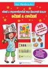 Obálka knihy Pro předškoláky - Učení a procvičování pro šikovné holky