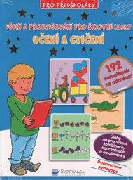 Pro předškoláky - Učení a procvičování pro šikovné kluky