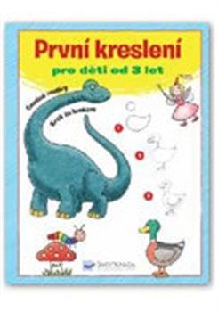 První kreslení pro děti od 3 let