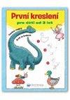 Obálka knihy První kreslení pro děti od 3 let