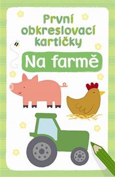 Obálka titulu První obkreslovací kartičky - Na farmě