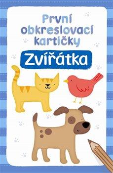 Obálka titulu První obkreslovací kartičky - Zvířátka