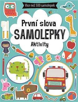Obálka titulu První slova - Samolepky - Aktivity