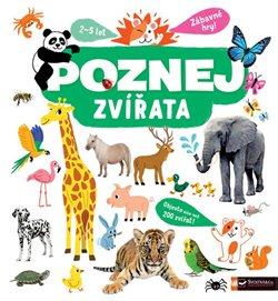 Obálka titulu Poznej zvířata - Objevte více než 200 zvířat!