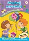 Obálka knihy Přepisuj a procvičuj - Cvičný sešit z matematiky