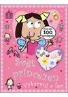 Obálka knihy Svět princezen - vybarvuj a lep
