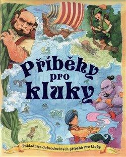 Obálka titulu Příběhy pro kluky