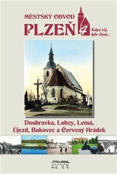 Obálka titulu Městský obvod Plzeň 4