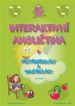 Obálka titulu Interaktivní angličtina pro předškoláky a malé školáky 2