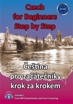 Obálka titulu Czech for Beginners Step by Step / Čeština pro začátečníky krok za krokem