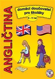 Angličtina - domácí doučování pro školáky (8 - 11 let)