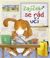 Obálka knihy Zajíček se rád učí