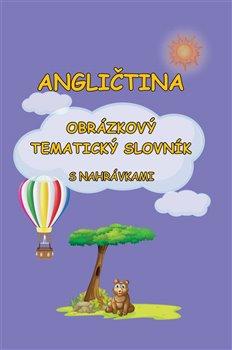 Obálka titulu Angličtina - obrázkový tematický slovník