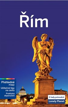 Obálka titulu Řím - Lonely Planet