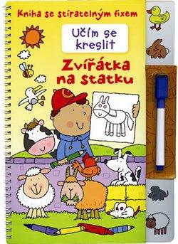 Obálka titulu Učím se kreslit - Zvířátka na statku + fix